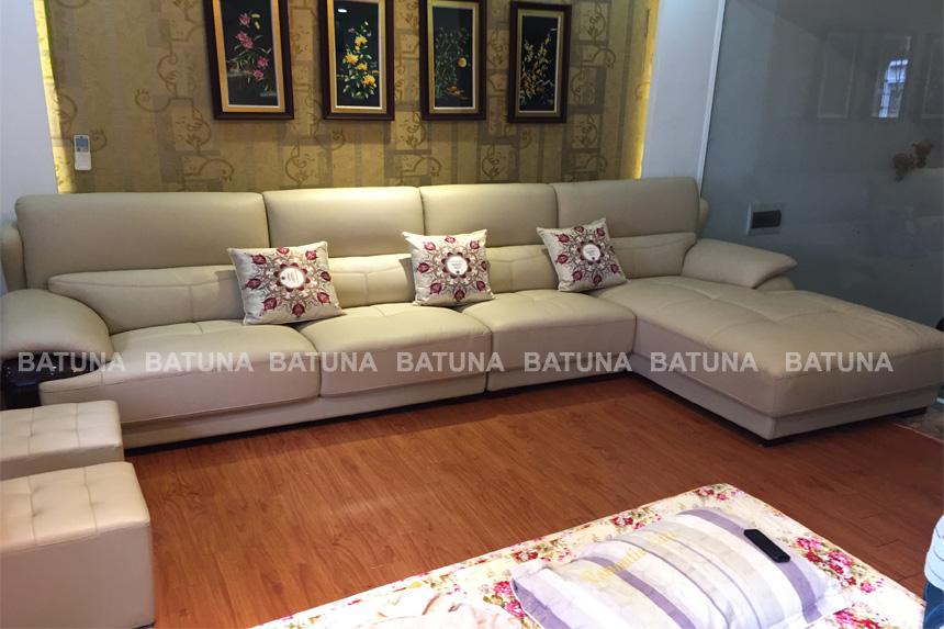 Bọc nệm ghế sofa phòng khách