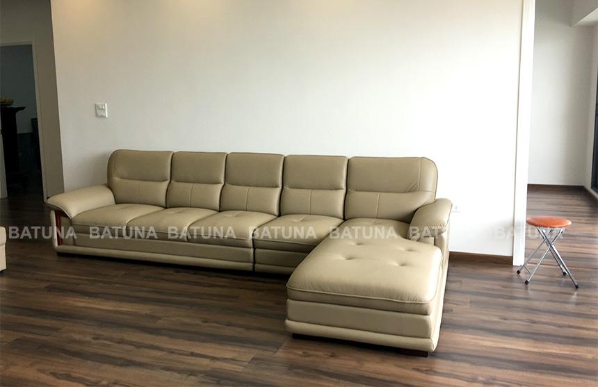 Bọc ghế sofa tại nhà Hà Nội- Anh Nam