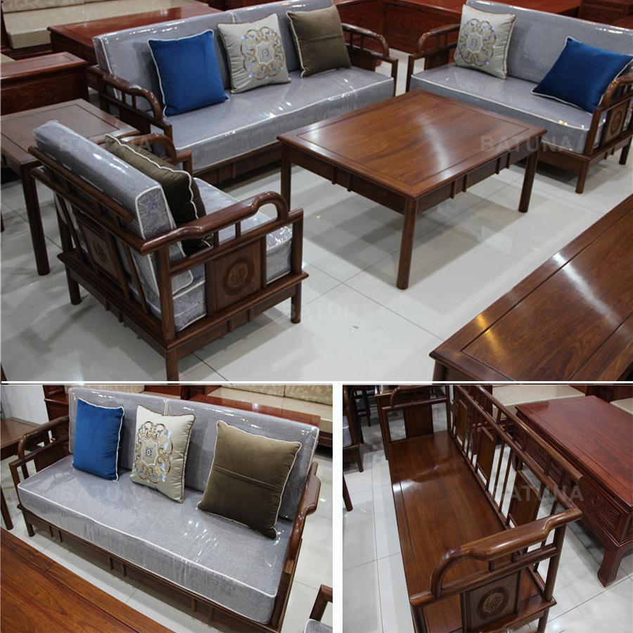 Liên hệ Batuna để biết giá đệm ghế gỗ phòng khách