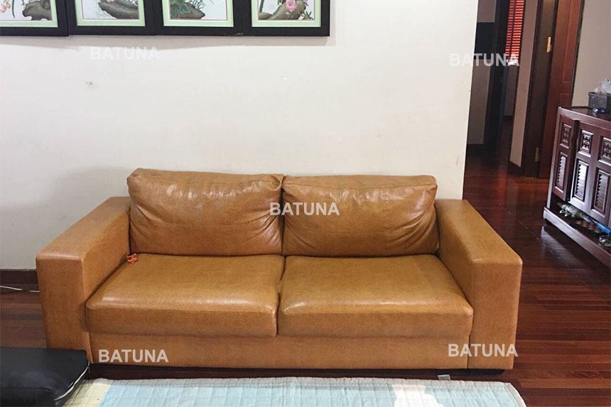 bọc ghế sofa tại quan nhân